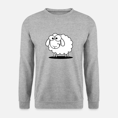 Mouton moutons, moutons, - Sweat-shirt Homme