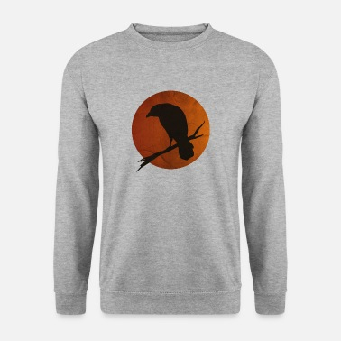 Stamps Crow night - Men's Sweatshirt