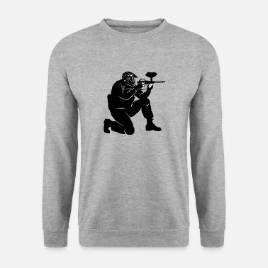 Gotcha Gotcha paintball2 - Sweat-shirt Homme