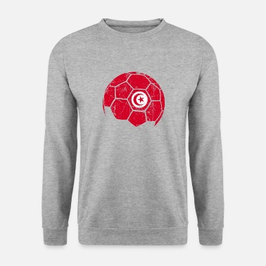 Túnez de fútbol del balón de fútbol Camiseta premium hombre ... 367a48477f566