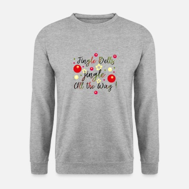 Jingle Bells Jingle Bell - Sweat-shirt Homme