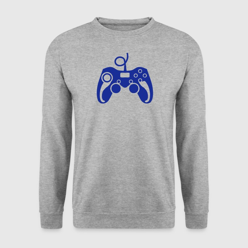 manette jeux video paddle pc 29 - Sweat-shirt Homme