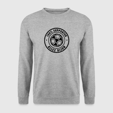 100 pour cent SUPPORTER DIJON - Sweat-shirt Homme