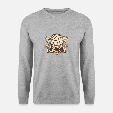Beach Volley Beach-volley - Sweat-shirt Homme