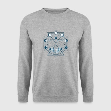 geometri - Herre sweater