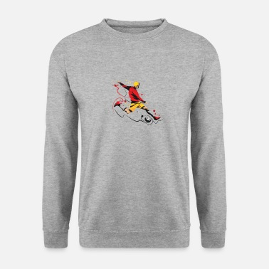 Kicker Kicker! - Mannen sweater