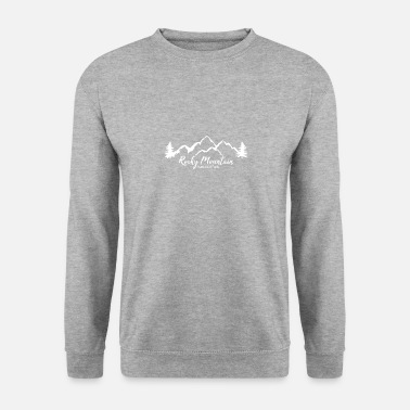 Rocky Mountains Rocky Mountain National Park - Mannen sweater