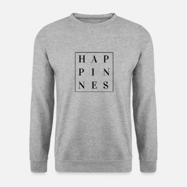 Happiness Happiness - Sweat-shirt Homme