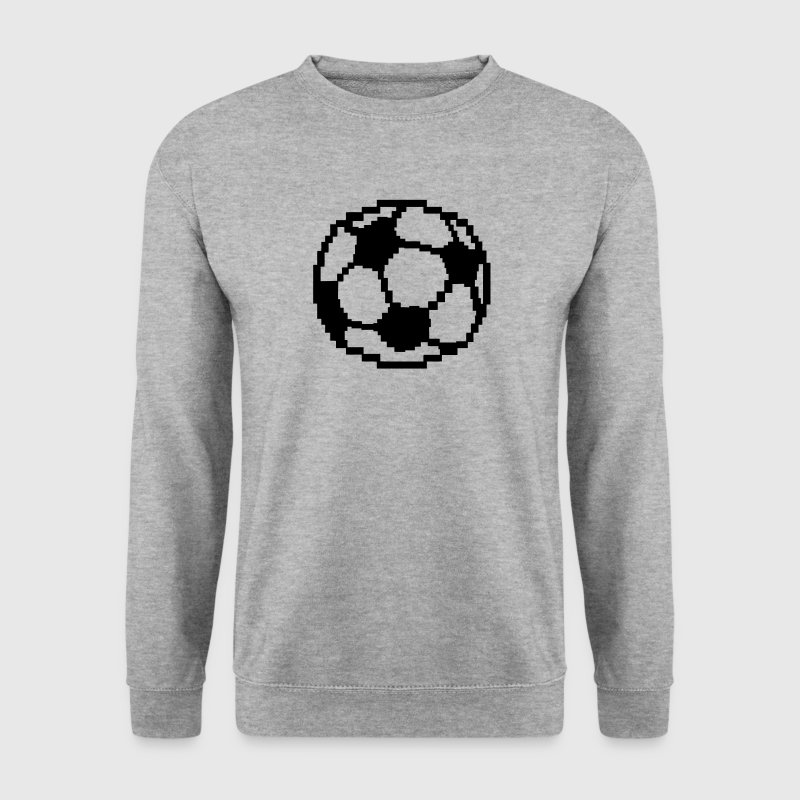 foot pixel ballon football soccer Débardeurs - Mannen sweater
