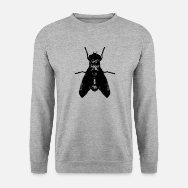 Fly Fly - fly - Men's Sweatshirt