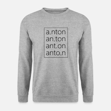 Anton Anton Fashion - Sweat-shirt Homme