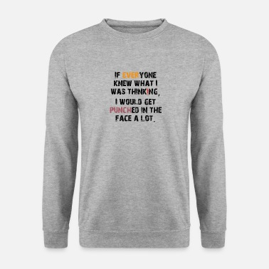 Coup De Poing coups de poing - Sweat-shirt Homme