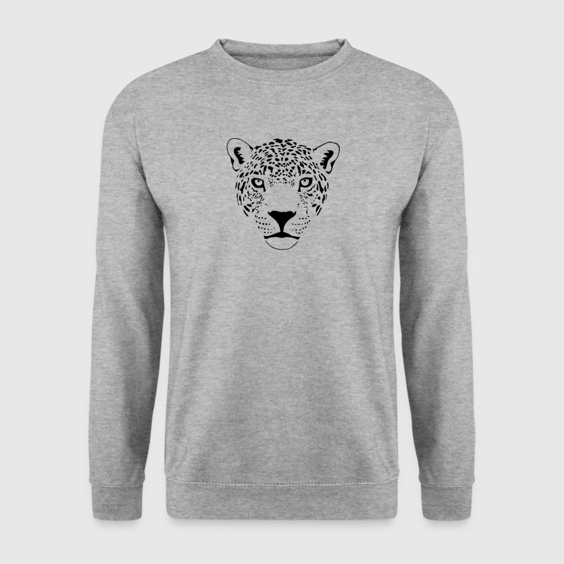panther panter leopard gepard cheetah  - Herre sweater
