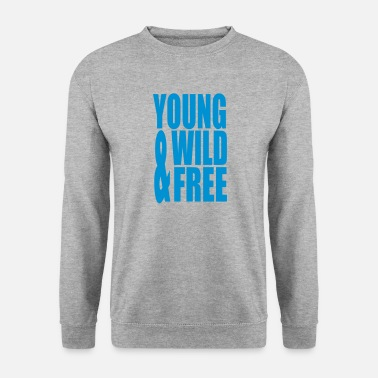 Young Wild And Free Young Wild and Free II - Herrtröja