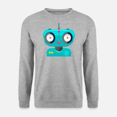Robot Robotique robotique - Sweat-shirt Homme