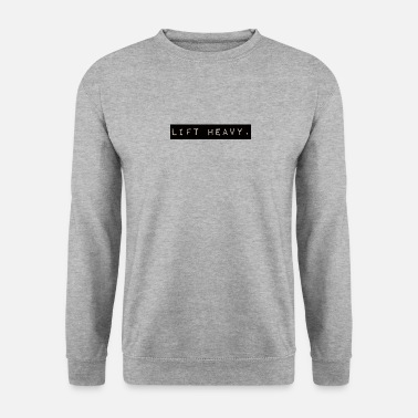 Lift LIFT LOURD - Sweat-shirt Homme