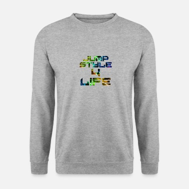 Jumpstyle Jumpstyle 4 Life - Sweat-shirt Homme