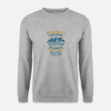 Wilderness Wilderness - Men's Sweatshirt