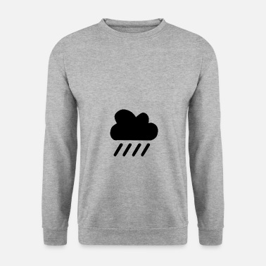 Pluie Pluie pluie pluie pluie pluie - Sweat-shirt Homme