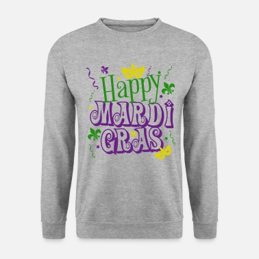 Gras Mardi Gras - Sweat-shirt Homme