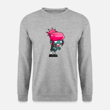 Ado Zombie ados - Sweat-shirt Homme