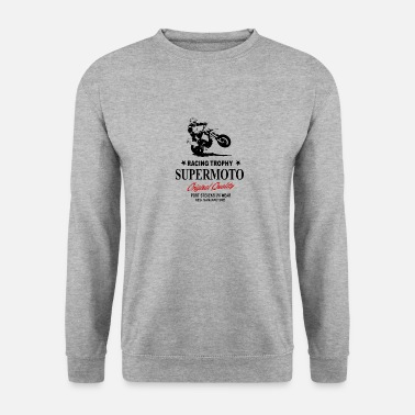 Supermoto Supermoto - Mannen sweater