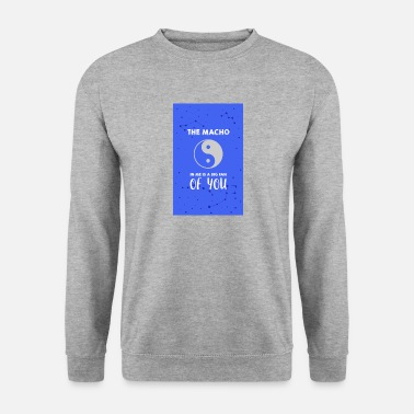 Macho Le Macho en moi - Sweat-shirt Homme