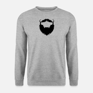 barbe barbichette moustache 1812) - Sweat-shirt Homme