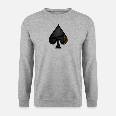 Cards pique card - Sweat-shirt Homme
