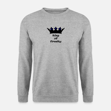 Jesus Freak Koning van freak - Mannen sweater