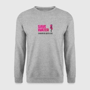 Wasser Sparen Dusche wir wollen wasser sparen also dusche mit mir t shirt spreadshirt