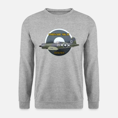Corsair Corsair Mk.II, PS. Cole - Men's Sweatshirt