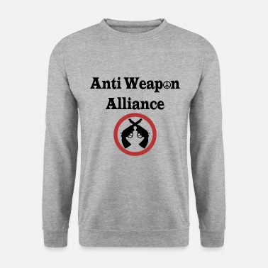 Alliance Alliance anti-armes - Alliance anti-armes - Sweat-shirt Homme