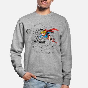 Supergirl DC Comics Originals Supergirl Und Superman - Unisex Pullover