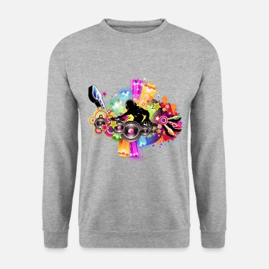 Funky DJ funky - Sweat-shirt Homme