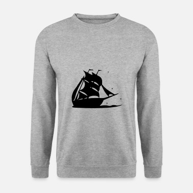 Sailboat sailboat - Unisex Sweatshirt