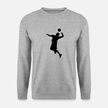 Volley Volley Sillhouette - Men's Sweatshirt