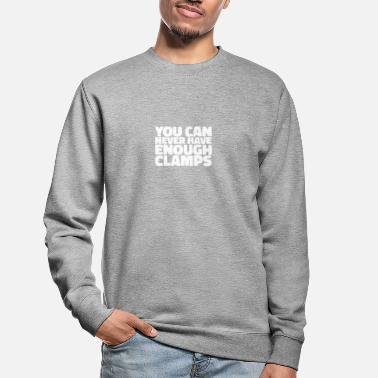 Hammer Carpenter gifts for joiners & joiners - Unisex Sweatshirt