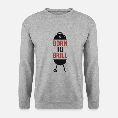 Charcoal Lighter BBQ charcoal grill gift - Unisex Sweatshirt