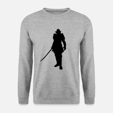 Samouraï Samurai Shadow - Sweat-shirt Homme