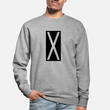 Castor Transport Rectangle X - Unisex Sweatshirt