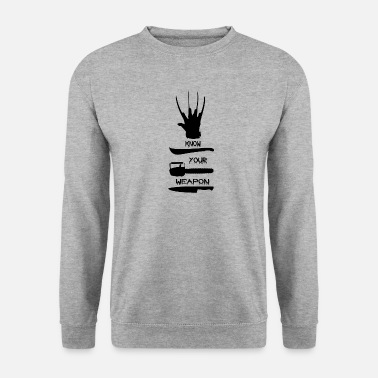 Weapons Horror weapon - Unisex Sweatshirt