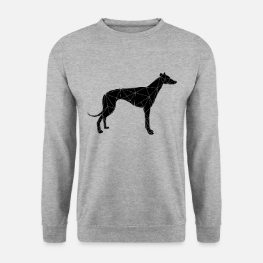 Levrier greyhound - Men's Sweatshirt
