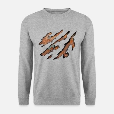 Rust Rust - Unisex sweater