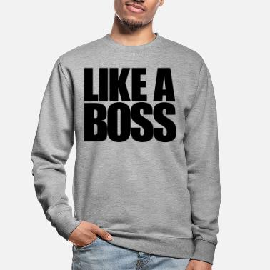 Coole Like a Boss - Unisex Pullover