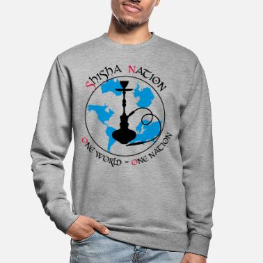 Nation Shisha Nation - Felpa unisex