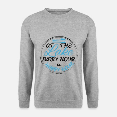 Lake lake - Men's Sweatshirt