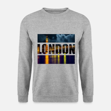 Londres Londres - Sweat-shirt Homme