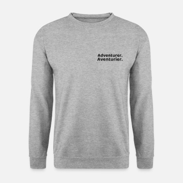 Adventure Adventurer - Adventurer - Men's Sweatshirt