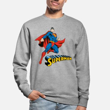 Superman Move Pose - Unisex Pullover